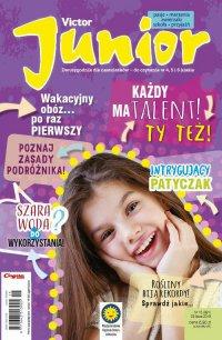 Victor Junior nr 15 (391) 25 lipca 2019 - Ewa Mackiewicz - eprasa