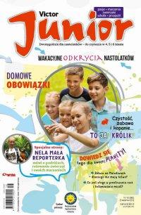 Victor Junior nr 16 (392) 8 sierpnia 2019 - Ewa Mackiewicz - eprasa