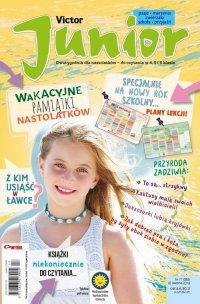 Victor Junior nr 17 (393) 22 sierpnia 2019 - Ewa Mackiewicz - eprasa
