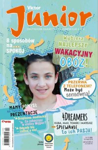 Victor Junior nr 10 (386) 16 maja 2019 - Ewa Mackiewicz - eprasa