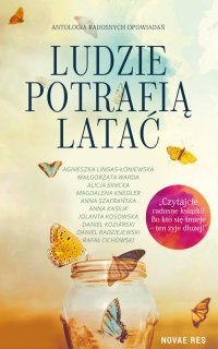 Ludzie potrafią latać - Agnieszka Lingas-Łoniewska - ebook