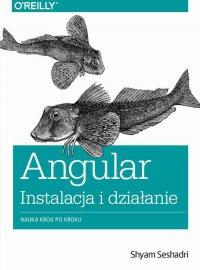 Angular instalacja i działanie - Shyam Seshadri - ebook