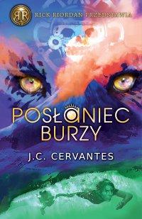 Posłaniec Burzy - J.C. Cervantes - ebook