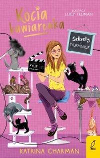 Kocia kawiarenka. Sekrety i tajemnice. Tom 4 - Katrina Charman - ebook