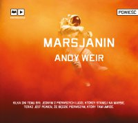 Marsjanin - Andy Weir - audiobook