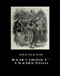 Skandal w księstwie O***. A Scandal in Bohemia