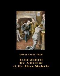 Trzej studenci, czyli tajemnicza kradzież na uniwersytecie. The Adventure of the Three Students - Arthur Conan Doyle - ebook