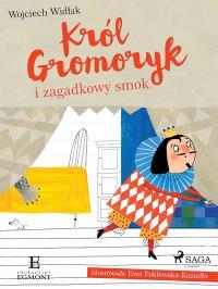 Król Gromoryk i zagadkowy smok - Wojciech Widłak - ebook