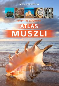 Atlas muszli - Maja Prusińska - ebook