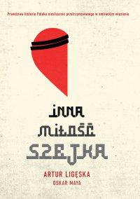 Inna miłość szejka - Artur Ligęska - ebook