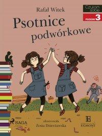 Psotnice podwórkowe - Rafał Witek - ebook