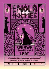 Enola Holmes. Sprawa leworęcznej lady