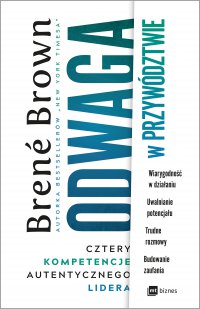 Odwaga w przywództwie - Brene Brown - ebook