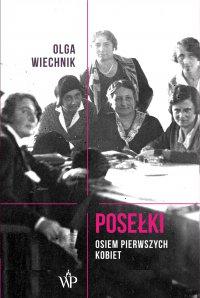 Posełki. Osiem pierwszych kobiet - Olga Wiechnik - audiobook