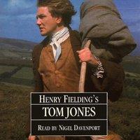 Tom Jones - Henry Fielding - audiobook