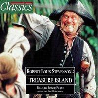 Treasure Island - Robert Louis Stevenson - audiobook