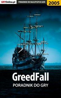 """GreedFall - poradnik do gry - Grzegorz """"Alban3k"""" Misztal - ebook"""