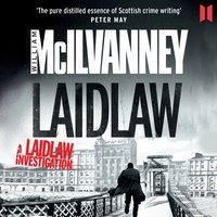 Laidlaw - William McIlvanney - audiobook