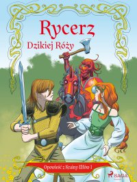 Opowieść z Krainy Elfów 1 - Rycerz Dzikiej Róży - Peter Gotthardt - ebook