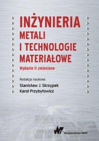 Inżynieria metali i technologie materiałowe - S. J. Skrzypek - ebook