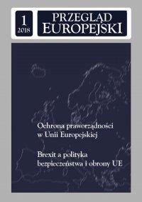 Przegląd Europejski 2018/1 - Konstanty Adam Wojtaszczyk - eprasa