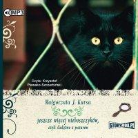 Jeszcze więcej nieboszczyków, czyli śledztwo z pazurem - Małgorzata J. Kursa - audiobook