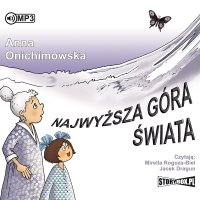 Najwyższa góra świata - Anna Onichimowska - audiobook