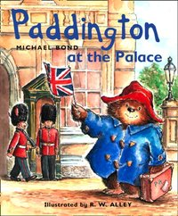 Paddington at the Palace - Michael Bond - audiobook
