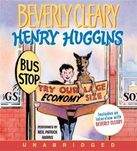 Henry Huggins - Beverly Cleary - audiobook