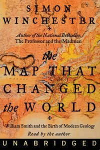 Map That Changed the World - Simon Winchester - audiobook