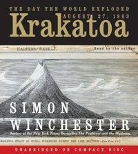 Krakatoa - Simon Winchester - audiobook