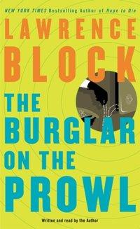 Burglar on the Prowl - Lawrence Block - audiobook