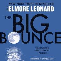 Big Bounce - Elmore Leonard - audiobook