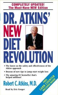 Dr. Atkins' New Diet Revolution - M.D. Robert C. Atkins - audiobook