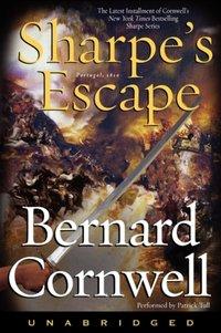Sharpe's Escape - Bernard Cornwell - audiobook