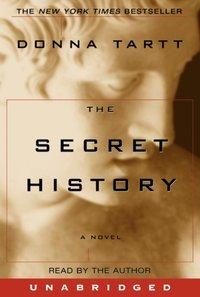 Secret History - Donna Tartt - audiobook