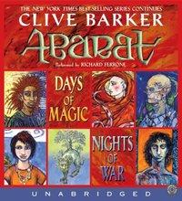 Abarat: Days of Magic, Nights of War - Clive Barker - audiobook
