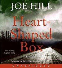 Heart-Shaped Box - Joe Hill - audiobook