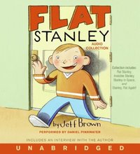 Flat Stanley Audio Collection - Jeff Brown - audiobook