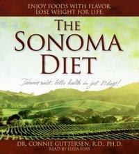 Sonoma Diet - Dr. Connie Guttersen - audiobook