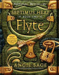 Septimus Heap, Book Two: Flyte - Angie Sage - audiobook