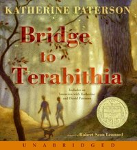 Bridge to Terabithia - Katherine Paterson - audiobook