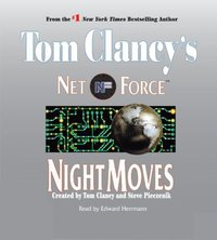 Tom Clancy's Net Force #3: Night Moves - Netco Partners - audiobook