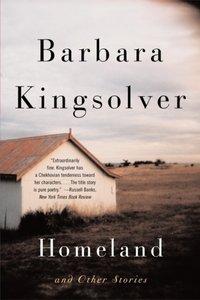 Homeland and Other Stories - Barbara Kingsolver - audiobook