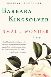 Small Wonder - Barbara Kingsolver - audiobook