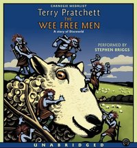Wee Free Men - Terry Pratchett - audiobook
