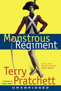 Monstrous Regiment - Terry Pratchett - audiobook
