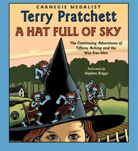 Hat Full of Sky - Terry Pratchett - audiobook