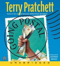Going Postal - Terry Pratchett - audiobook