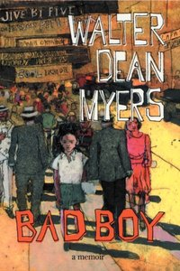 Bad Boy - Walter Dean Myers - audiobook